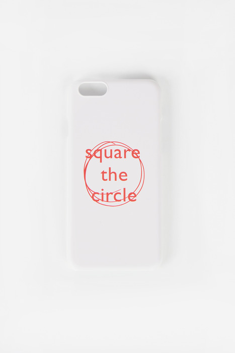 SQUARE THE CIRCLE CASE (IVORY)